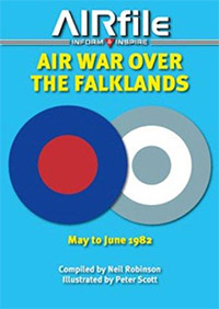 AirFile - Air War over the Falklands - May to June 1982