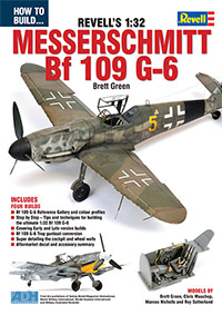 How to build Revell's 1:32 Messerschmitt Bf 109G-6