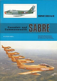 Canadair and Commonwealth Sabre