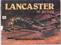 Lancaster in action