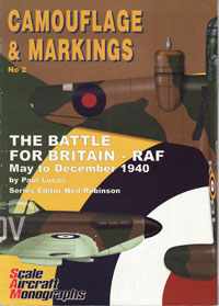 The Battle for Britain - RAF  May to December 1940