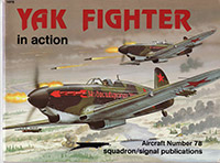 YAK FIGHTER in action