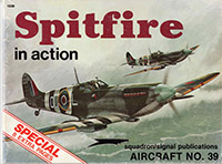 Spitfire in action - 039 Special