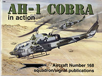 AH-1 Cobra in action