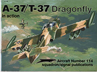 A-37/T-37 Dragonfly in action