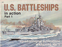 US Battleships in action Part 1