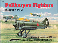 Polikarpov Fighters in action part 2