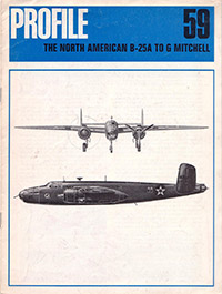 Profile 59 - North American B-25A-G Mitchell
