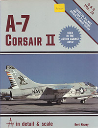 A-7 Corsair II in Detail & Scale - 22 Revised