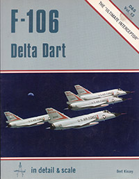 F-106 Delta Dart in detail & scale