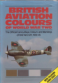 British Aviation Colours of World War Two